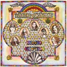 LYNYRD SKYNYRD Second Helping BANNER Huge 4X4 Ft Fabric Poster Tapestry Flag Print album cover art