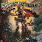 MOLLY HATCHET Flirtin with Disaster BANNER Huge 4X4 Ft Fabric Poster Tapestry Flag Print album art