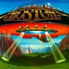 BOSTON Dont Look Back BANNER Huge 4X4 Ft Fabric Poster Tapestry Flag Print album cover art