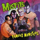 MISFITS Famous Monsters BANNER Huge 4X4 Ft Fabric Poster Tapestry Flag Print album cover art