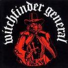 WITCHFINDER GENERAL Live '83 BANNER Huge 4X4 Ft Fabric Poster Tapestry Flag Print album cover art