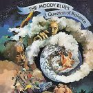 MOODY BLUES A Question Of Balance BANNER HUGE 4X4 Ft Fabric Poster Tapestry art