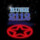 RUSH 2112 BANNER Huge 4X4 Ft Fabric Poster Tapestry Flag Print album cover art
