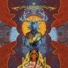 MASTODON Blood Mountain BANNER Huge 4X4 Ft Fabric Poster Tapestry Flag Print album cover art