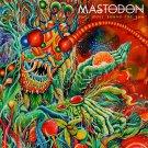 MASTODON Once More Round the Sun BANNER Huge 4X4 Ft Fabric Poster Tapestry Flag album cover art