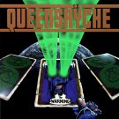QUEENSRYCHE The Warning BANNER Huge 4X4 Ft Fabric Poster Tapestry Flag Print album cover art