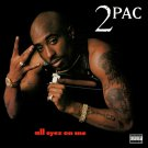 2pac Tupac Shakur All Eyez on Me BANNER Huge 4X4 Ft Fabric Poster Tapestry Flag album cover art