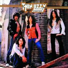 THIN LIZZY Fighting BANNER Huge 4X4 Ft Fabric Poster Tapestry Flag Print album cover art