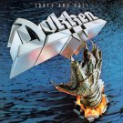DOKKEN Tooth and Nail BANNER HUGE 4X4 Ft Fabric Poster Tapestry Flag Print art