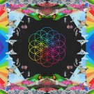 COLDPLAY A Head Full of Dreams BANNER Huge 4X4 Ft Fabric Poster Tapestry Flag Print album cover art