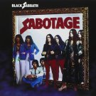 BLACK SABBATH Sabotage BANNER Huge 4X4 Ft Fabric Poster Tapestry Flag Print album cover art