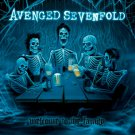 AVENGED SEVENFOLD Welcome to the Family BANNER Huge 4X4 Ft Fabric Poster Tapestry Flag Print art