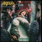 ANTHRAX Spreading the Disease BANNER Huge 4X4 Ft Fabric Poster Tapestry Flag Print album cover art