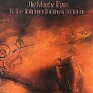 MOODY BLUES To Our Childrens Childrens Children BANNER Huge 4X4 Ft Fabric Poster Tapestry Flag art