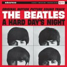 The BEATLES A Hard Days Night BANNER Huge 4X4 Ft Fabric Poster Tapestry Flag Print album cover art