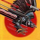 JUDAS PRIEST Screaming for Vengeance BANNER Huge 4X4 Ft Fabric Poster Tapestry Flag Print album art