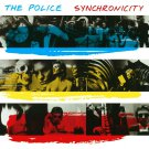 The POLICE Synchronicity BANNER Huge 4X4 Ft Fabric Poster Tapestry Flag Print album cover art