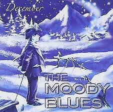 MOODY BLUES December BANNER Huge 4X4 Ft Fabric Poster Tapestry Flag Print album cover art