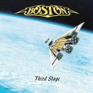 BOSTON Third Stage BANNER Huge 4X4 Ft Fabric Poster Tapestry Flag Print album cover art