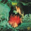 STYX First Album BANNER Huge 4X4 Ft Fabric Poster Tapestry Flag Print album cover art