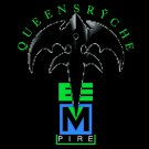 QUEENSRYCHE Empire BANNER Huge 4X4 Ft Fabric Poster Tapestry Flag Print album cover art