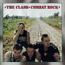 The CLASH Combat Rock BANNER Huge 4X4 Ft Fabric Poster Tapestry Flag Print album cover art