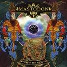 MASTODON Crack the Skye BANNER Huge 4X4 Ft Fabric Poster Tapestry Flag Print album cover art