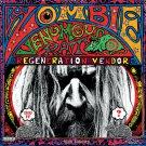 ROB ZOMBIE Venomous Rat Regeneration Vendor BANNER Huge 4X4 Ft Fabric Poster Flag