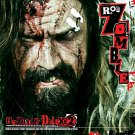 ROB ZOMBIE Hellbilly Deluxe 2 BANNER HUGE 4X4 Ft Fabric Poster Flag Tapestry art