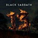 BLACK SABBATH 13 BANNER Huge 4X4 Ft Fabric Poster Tapestry Flag Print album cover art