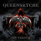 QUEENSRYCHE The Verdict BANNER Huge 4X4 Ft Fabric Poster Tapestry Flag Print album cover art
