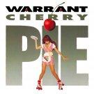 WARRANT Cherry Pie BANNER Huge 4X4 Ft Fabric Poster Tapestry Flag Print album cover art