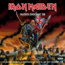IRON MAIDEN Maiden England 88 BANNER Huge 4X4 Ft Fabric Poster Tapestry Flag Print album cover art