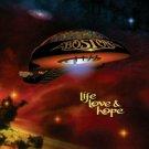 BOSTON Life Love & Hope BANNER Huge 4X4 Ft Fabric Poster Tapestry Flag Print album cover art