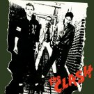 The CLASH First Album BANNER Huge 4X4 Ft Fabric Poster Tapestry Flag Print album cover art
