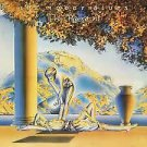 MOODY BLUES The Present BANNER Huge 4X4 Ft Fabric Poster Tapestry Flag Print album cover art