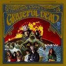 GRATEFUL DEAD The Grateful Dead BANNER Huge 4X4 Ft Fabric Poster Tapestry Flag Print album cover art