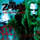 ROB ZOMBIE The Sinister Urge BANNER Huge 4X4 Ft Fabric Poster Tapestry Flag Print album cover art