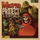 MISFITS Project 1950 Expanded Edition BANNER Huge 4X4 Ft Fabric Poster Tapestry Flag Print album art