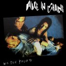 ALICE IN CHAINS We Die Young BANNER Huge 4X4 Ft Fabric Poster Tapestry Flag Print album cover art