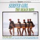 The BEACH BOYS Surfer Girl BANNER Huge 4X4 Ft Fabric Poster Tapestry Flag Print album cover art