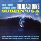 The BEACH BOYS Surfin' USA BANNER Huge 4X4 Ft Fabric Poster Tapestry Flag Print album cover art