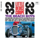 The BEACH BOYS Little Deuce Coupe BANNER Huge 4X4 Ft Fabric Poster Tapestry Flag Print album cover