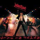 JUDAS PRIEST Unleashed in the East BANNER Huge 4X4 Ft Fabric Poster Tapestry Flag Print album cover