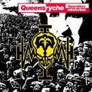 QUEENSRYCHE Operation Mindcrime BANNER Huge 4X4 Ft Fabric Poster Tapestry Flag Print album cover art