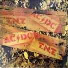 AC/DC T.N.T BANNER Huge 4X4 Ft Fabric Poster Tapestry Flag Print album cover art