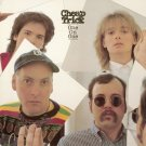 CHEAP TRICK One On One BANNER Huge 4X4 Ft Fabric Poster Tapestry Flag Print album cover art