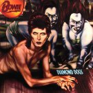 DAVID BOWIE Diamond Dogs BANNER Huge 4X4 Ft Fabric Poster Tapestry Flag Print album cover art