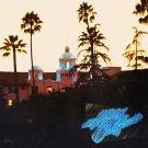 The EAGLES Hotel California BANNER Huge 4X4 Ft Fabric Poster Tapestry Flag Print album cover art