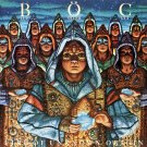 BLUE OYSTER CULT Fire of Unknown Origin BANNER Huge 4X4 Ft Fabric Poster Tapestry Flag Print art